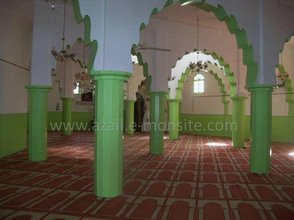Mosquée de l'interieur