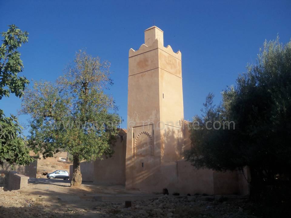 Vieille mosquée de Tafessera